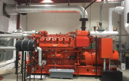Landfill Gas Generator